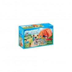 Playmobil Family Fun - Cort camping