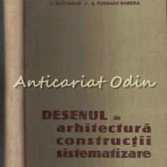 Desenul De Arhitectura Constructii Sistematizare - I. Gluckman