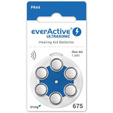 EverActive ULTRASONIC 675 baterii petru aparate au Set 10x Blistere