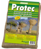Husa iuta Protec pentru protectie plante 1 x 5 m, natur, Stoker