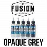 Set Fusion Gama Opaque Grey 5 tusuri 30 ml