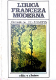 C.D. Zeletin ( antol. ) - Lirica franceză modernă