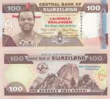 Swaziland 100 Emalangeni 2008 UNC