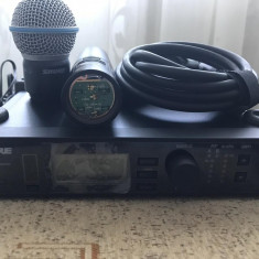 Microfon Shure ULX-D24 beta58