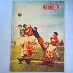 REVISTA STADION NR.8/1954