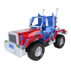MASINA RC 531 PIESE BLOCKS TRUCK BY QUER foto