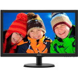 Monitor LED PHILIPS 21.5, 223V5LSB2/62, FHD, 21.5, 16:9, 5 ms, 200 cd/m2, Black