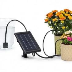 Blumfeldt Greenkeeper Solar, sistem de irigare, panou solar, 1500 mAh, 40 de plante