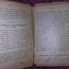 SFANTA EVANGHELIE/Cele patru evanghelii combinate in una,1947,GLASER MARCU,T.GRA
