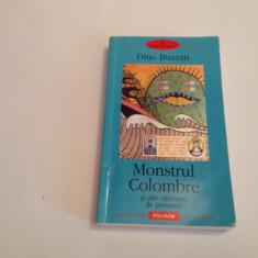 Dino Buzzati – Monstrul Colombre și alte cincizeci de povestiri-RF14/*4
