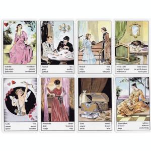 Carti_Tarot tiganesc_ sigilate + brosura cu explicatii tradusa in limba romana