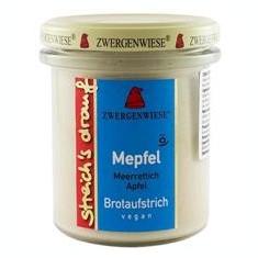 Crema Bio Tartinabila cu Hrean si Mere Zwergenwiese 160gr Cod: zw1262