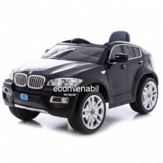 Masinuta Electrica Copii Bmw X6 Negru