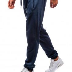 Pantaloni trening bărbați bleumarin Bolf XW01