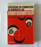 R. Trandafir A. Leonte - Culegere de probleme si exercitii de matematica