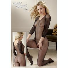 Catsuit - Negru