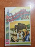 Carte pentru copii anii '90 -aventurile submarinului dox,nr 10