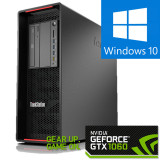 Cumpara ieftin Workstation LENOVO ThinkStation P700 2x Intel Xeon 6-Cores E5-2620v3 3.20 GHz, 16 GB DDR4, 240GB SSD + 1Tb, GTX 1060 DUAL 6GB