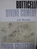 BOTTICELLI DIVINE COMEDY- A.E. BACONSKY, BUC.1982