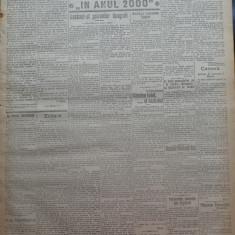 Ziarul Socialismul , Organul Partidului Socialist , nr. 46 / 1920