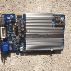 placa video PCI-E 256 mb -