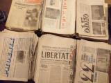 Lot 400 ziare, unic, 1990