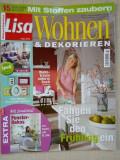 REVISTA LISA WOHNEN - nr. 3 martie 2013 - LIMBA GERMANA