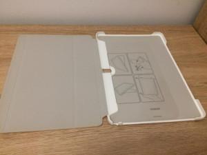 Husa tableta Samsung Galaxy Tab 3 , alb