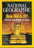 National Geographic - September 2001