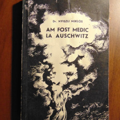 Am fost medic la Auschwitz - Dr. Nyiszli Miklos (1965)