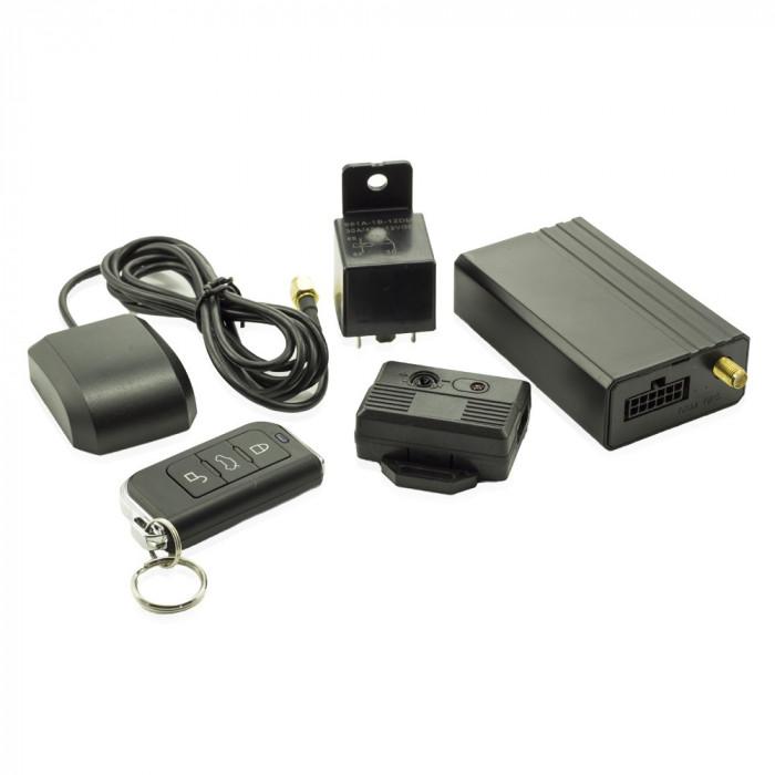 CARGUARD - Sistem de alarma cu GPS