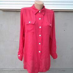 Red Summer Waves / camasa dama mar. 42 / L
