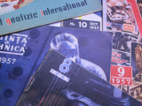 un lot de 5 revista carte veche Sport si tehnica 1957
