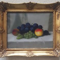 Molnár Z . János (1880-1960 ) Natura statica cu fructe