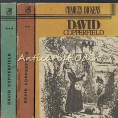 David Copperfield I-III - Charles Dickens