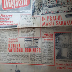 Magazin 22 august 1964-ziua nationala a romaniei,23 august