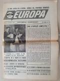 europa 25-31 august 1992-stefan banica la fetivalul de la mamaia,regele mihai