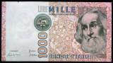 Bancnota 1000 LIRE - ITALIA, anul 1982    *cod 808 - NECIRCULATA!