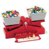 Balanta de precizie cu greutati PlayLearn Toys, Learning Resources
