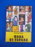 PETRACHE DRAGU - MODA SI TIPARE , 1981