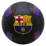 Minge de fotbal FC Barcelona negru 2019