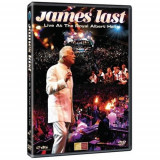 JAMES LAST Live At Royal Albert Hall 2007 (dvd)