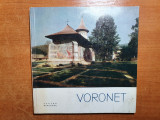 Editura meridiane-monumente istorice-voronet 1967- in limba germana