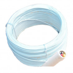 Cablu telefon/alarma YTDY Cabletech, 4 fire, rola 100 m