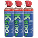 3x Sano K600+, insecticid universal pentru gandaci, plosnite, muste, tantari etc