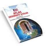 Cumpara ieftin Atlas geografic scolar planse didactice