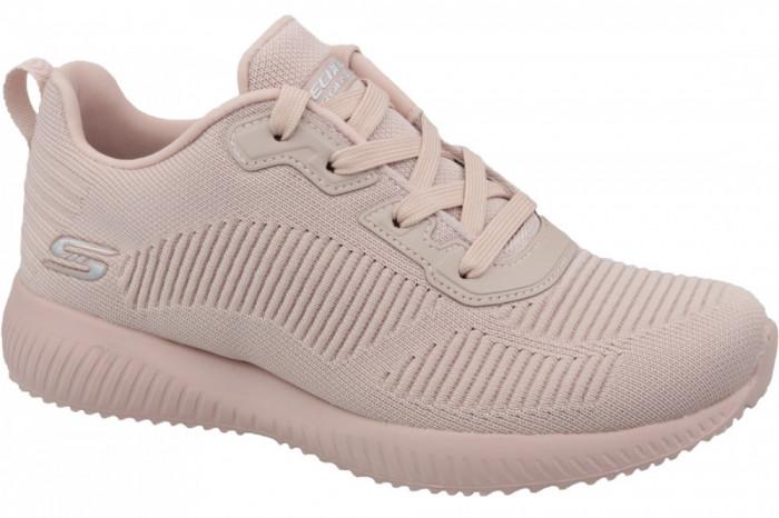 Pantofi sport Skechers Bobs Squad 32504-PNK pentru Femei