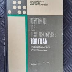 Limbaje de programare - Fortran - NICULESCU , MOISIL . DUMITRESCU
