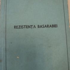 REZISTENTA BASARABIEI de ANTON MARGARIT