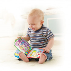 Carticica bebelusi Fisher Price, Laugh siLearn, Hai sa Numaram